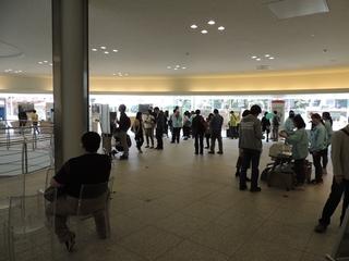 2017年武蔵野桜まつり特別公開の様子
